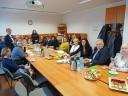 Delegacja Federacji Rosyjskiej z wizytą w Powiatowym Urzędzie Pracy